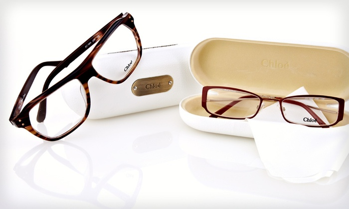 Chloé Women's Optical Frames: Chloé Women's Optical Frames (Up to 88% Off). 30 Styles Available. Free Shipping and Free Returns.