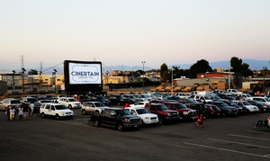 Cinertain Drive-In: Up to 31% Off Carload Parking Pass at Cinertain Drive-In