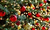 Alpine Tree & Wreath - Greenwood: Holiday Wreath, Christmas Tree, or Holiday Package at Alpine Tree & Wreath (Up to 45% Off)