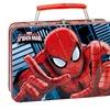 Spider-Man Eau de Toilette and Metal Lunch Box for Kids (3.4 Fl. Oz.)