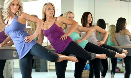 5, 10, or 15 Women's Barre Classes at thebodybar(re) (Up to 78% Off)