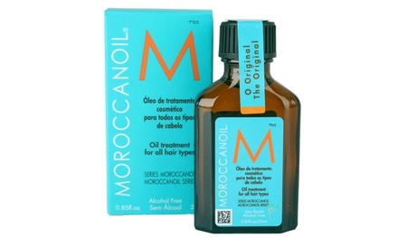 Moroccan Oil Hair Treatment for All Hair Types for £13.45