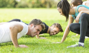 Backmanfitness: 10 Boot-Camp Classes at Backman Fitness-Personal Training & Weight Loss Coaching (45% Off)