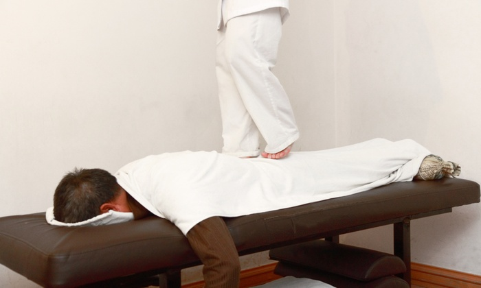 A Great Massage - Germantown P D: $39 for a Asian Deep Tissue Massage at A Great Massage ($75 Value)