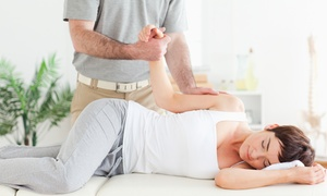 Sydney Chiro Clinics: Chiropractic Package with Massage for One ($24) or Two People ($45) at Sydney Chiro Clinics, Multiple Locations