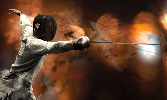 Premier Fencing Alliance - Cobb Marietta Industrial Park: One Week of Fencing Classes at Premier Fencing Alliance (70% Off)