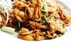 Wild Ginger - Chamblee-Dunwoody-Doraville-Atlanta: $15 for $25 Worth of Thai Dinner Cuisine at Wild Ginger