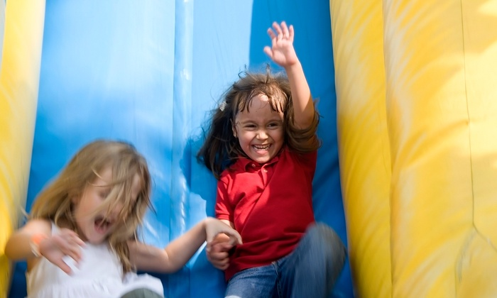 Play-A-Latte - Calgary: Two-Hour Pre-School, Family, or Sports Party Package at Play-A-Latte (Up to 54% Off)