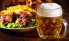 Up to 50% Off Pub Grub and Drinks for 2 or 4 at The North Tap