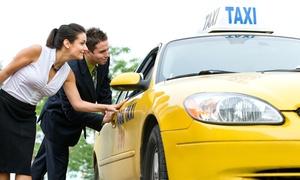 Taxismart: Przejazdy taksówką: 8 zł za groupon wart 20 zł i więcej opcji w Taxismart