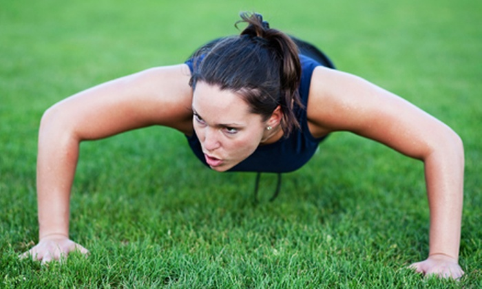 Fierce Body Boot Camp - Phoenix: Four or Eight Weeks of Boot-Camp Classes from Fierce Body Boot Camp (Up to 84% Off)