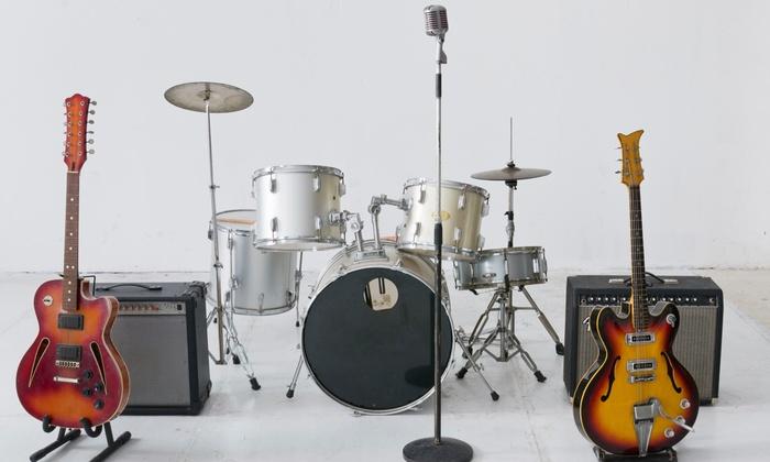 The Rhythm Lab - Northwest Industrial: $16 for $35 Worth of Drum Lessons — The Rhythm Lab