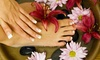 ME SPA - Portland: Tropical Pedicure with Warm Oil Hydration and ME Bath Cream with Optional Manicure at ME SPA (Up to 51% Off)