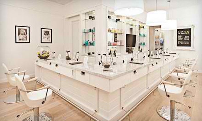 Drybar - NorthPark: $20 for a Blowout and, if used Sunday-Thursday, a Deep-Conditioning Shot at Drybar (up to $55 value)