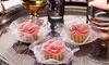 La Palmeraie des Délices, 19e - La Palmeraie des délices: Un pack cadeau composé de 9 à 24 pâtisseries orientales dès 12,50 € à la Palmeraie des Délices, 19e