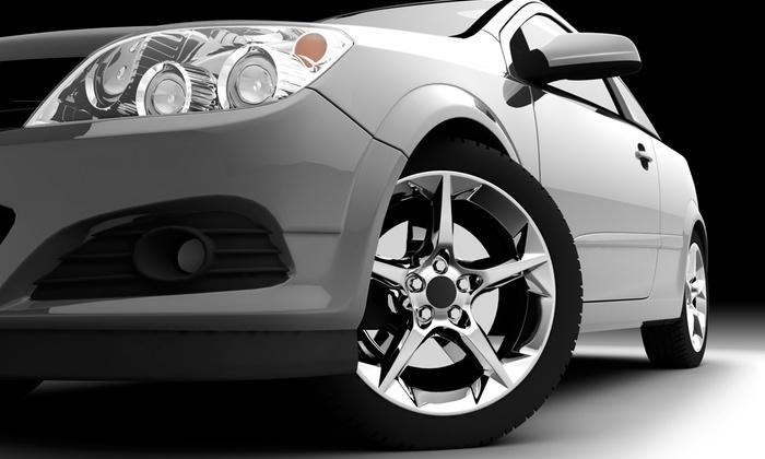 PALISADES CAR WASH - Nanuet: $19 for $35 Worth of Exterior Auto Wash and Wax — PALISADES CAR WASH