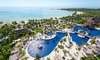 ✈ All-Incls. Barceló Maya Beach with Air from Vacation Express