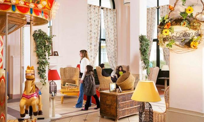 Camere Disneyland Paris : Hotel vienna house dream castle paris at disneyland paris