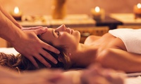 Indian Head Massage or Hopi Ear Candling or Both at Tweeks Beauty (Up to 58% Off)
