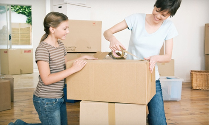 You Call We Haul - Fairmont - Claremont Village: Two Hours of Moving Services with Two or Three Movers from You Call We Haul (Half Off)