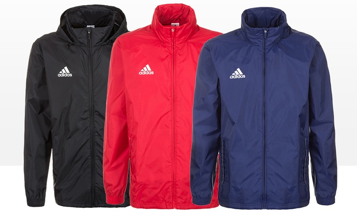 Adidas Pluie 15Groupon Shopping De Core Manteau pqSULzGMV
