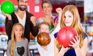 Bowlingplanet: 2 heures de bowling avec soupe du jour et American burgerpour 2 ou 4 personnes