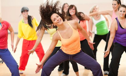 Up to 60% Off Zumba Classes at Z Zone Studio