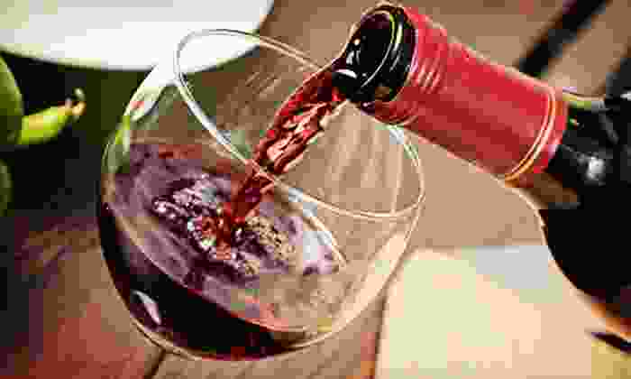 The Wine Garden - Central: C$75 for a Winemaking Package with 24 Bottles of Custom Wine and 2 Bottles of Hot Sauce at The Wine Garden (C$152 Value)