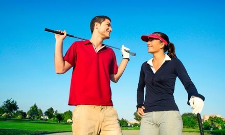 Port Glasgow Golf Club: 18 Holes For Two of Four (63% Off)
