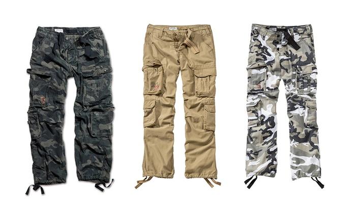 pantalon cargo groupon shopping. Black Bedroom Furniture Sets. Home Design Ideas
