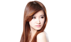 Dustin Chau at Salon Flare: Shampoo and Blow-Dry with Optional Haircut from Dustin Chau at Salon Flare (Up to 52% Off)