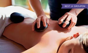 Green Leaf Massage Center: 60- or 90-Minute Hot-Stone or Aromatherapy Massage at Green Leaf Massage Center (Up to 56% Off)