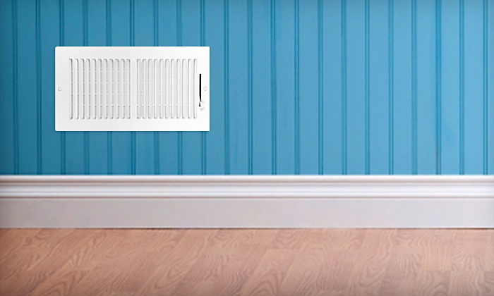 VentClean - Washington DC: Air-Duct Cleaning with Optional Dryer Vent or Chimney Cleaning from VentClean (86% Off)