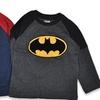 Toddler Boys' Superman and Batman Tops (2-Pack)