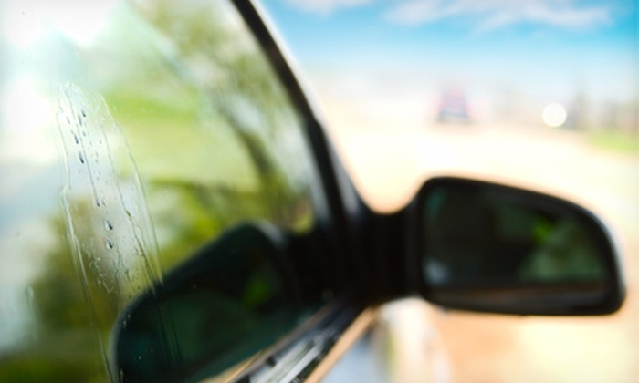 New Wave Sound - Gardena: $99 for $198 Worth of Automotive Window Tinting at New Wave Sound