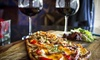 Formoli's Bistro - East Sacramento: $27 for a Daily Flatbread with Two Glasses of Wine for Two at Formoli's Bistro (Up to $39 Value)