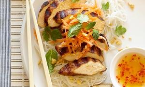Restaurant MongolianBar: Mongolian BBQ & Sushi All-you-can-eat für Zwei, Vier oder Sechs im Restaurant Mongolian Bar