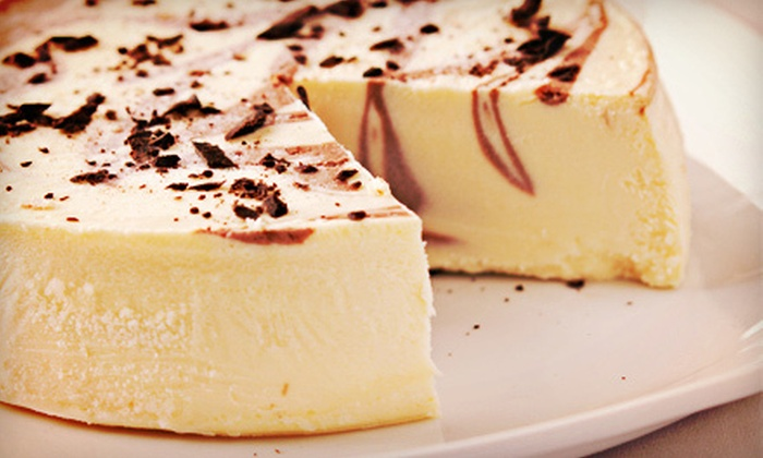 Rachel's Delectables - Asheville: Mini-Cheesecake Sampler or 10-Inch Classic or Gluten-Free Cheesecake at Rachel's Delectables (Up to 59% Off)