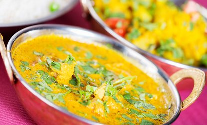 €35 to Spend on Indian Food at Meghna Tandoori (49% Off)