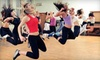 Steve Nash Fitness World - Victoria Fitness World: $29 for a Month of Unlimited Group Fitness Classes and Gym Access with T-shirt at Steve Nash Fitness World ($105 Value)