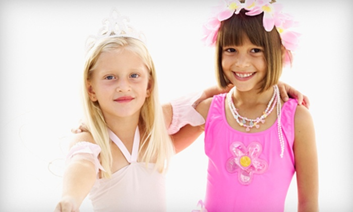 Princess Palace - Vaughan: $99 for a Breakfast with a Princess Party for Up to 11 Kids at Princess Palace ($220 Value)