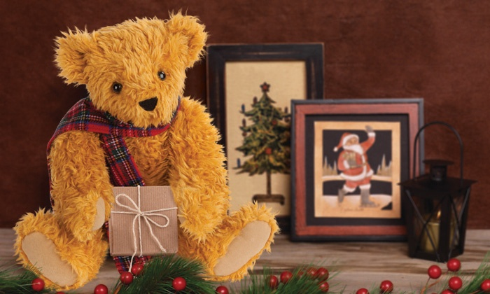 Vermont Teddy Bear: Specially-CraftedTeddy Bears from Vermont Teddy Bear (Up to 51% Off). Two Options Available.