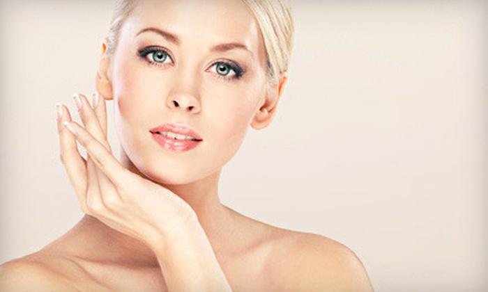 Up Close Beauty Max - Up Close Beauty Max: One or Three European Facials with Eye Treatments at Up Close Beauty Max (Up to 58% Off)