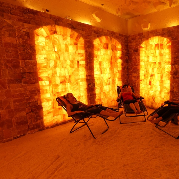 Salt Cave Sessions, Halotherapy - The Salt Room Henderson | Groupon