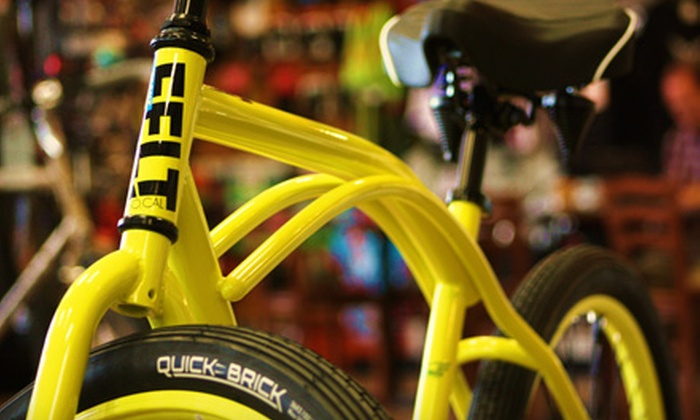 Trailhead Bike Shop and Cafe - Camelback East: $29.99 for a Silver-Level Bike Tune-Up with $10 Café Credit at Trailhead Bike Shop and Cafe ($70 Value)