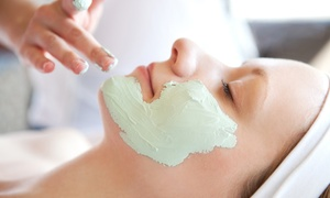 European Beaute Concepts: Massage and Facial, Mani-Pedi Package, or Three Facials with Masks at European Beaute Concepts (Up to 59% Off)