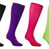 Black Soxs Tall Compression Socks