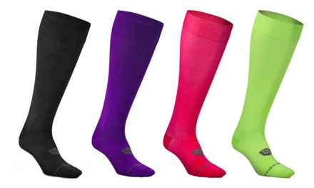 Black Soxs Tall Compression Socks
