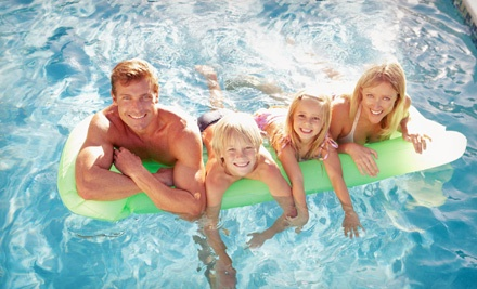 Individual, Couples, or Family Swim Club Membership from Edsall Park Swim Club (Up to 66% Off)