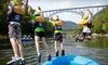 Up to 52% Off Whitewater Rafting and Camping
